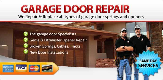 Garage Door Repair Sunny Isles Beach FL